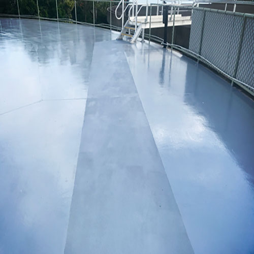Commercial-roof-water-proofing